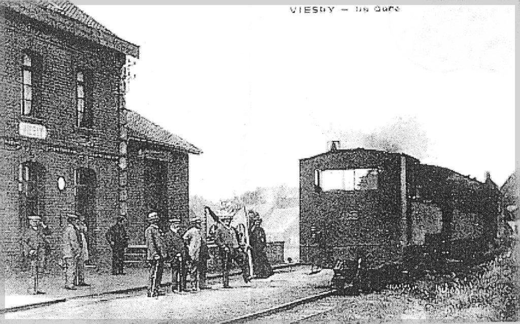 Viesly La Gare