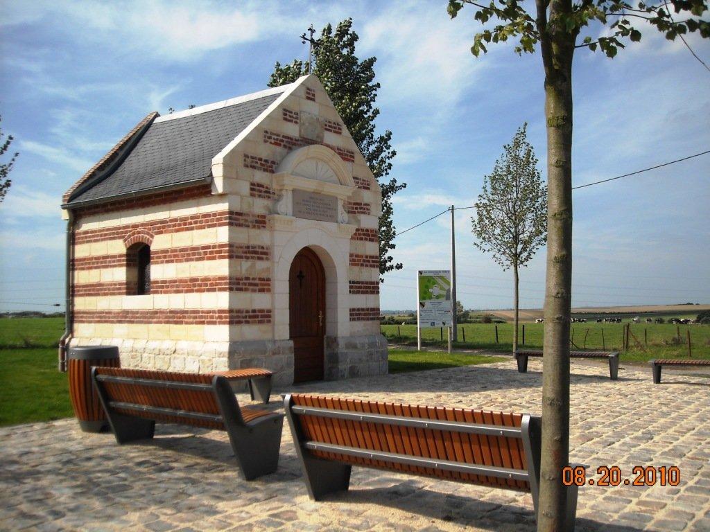 Viesly_La chapelle Notre  Dame du Salut