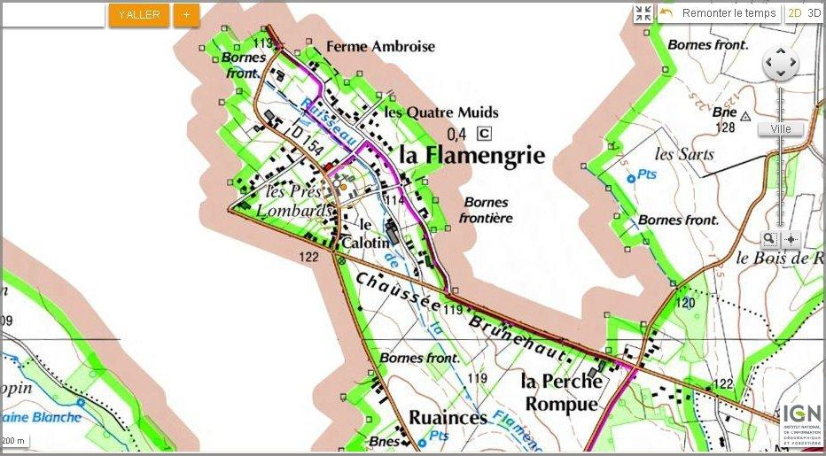 Enclave de La Flamengrie