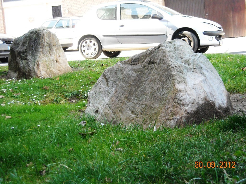 Cambrai les pierres jumelles