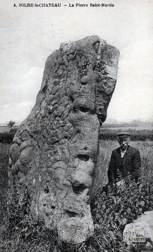 La pierre saint Martin